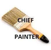 Chief Painter - Achievement of Aircraft painter